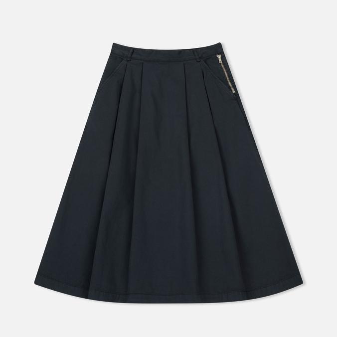 Женская юбка YMC Sheila Twill Navy