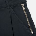Женская юбка YMC Sheila Twill Navy фото- 1