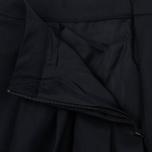 Женская юбка YMC Wool Pleat Black фото- 1