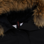 Женская зимняя куртка Arctic Explorer Vera Black фото- 1
