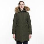 Женская зимняя куртка Arctic Explorer Vera Khaki фото- 8