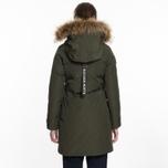 Женская зимняя куртка Arctic Explorer Vera Khaki фото- 9