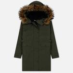 Женская зимняя куртка Arctic Explorer Vera Khaki фото- 0