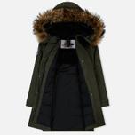 Женская зимняя куртка Arctic Explorer Vera Khaki фото- 2
