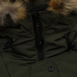 Женская зимняя куртка Arctic Explorer Vera Khaki фото- 3