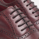 Loake VIV Calf Brogue Women's Brogue Burgundy photo- 4