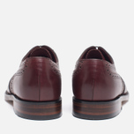 Loake VIV Calf Brogue Women's Brogue Burgundy photo- 3