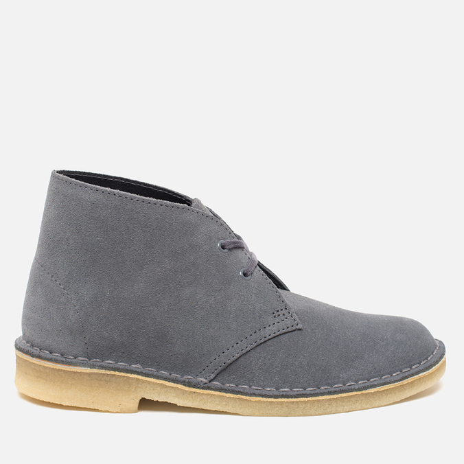 Женские ботинки Clarks Originals Desert Boot Blue/Grey