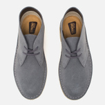 Женские ботинки Clarks Originals Desert Boot Blue/Grey фото- 4