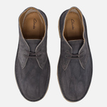 Женские ботинки Clarks Originals Desert Boot Grey Suede фото- 3