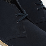 Женские ботинки Clarks Originals Desert Boot Suede Dark Navy фото- 5