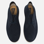 Женские ботинки Clarks Originals Desert Boot Suede Dark Navy фото- 4