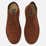 Женские ботинки Clarks Originals Desert Boot Suede Dark Tan фото- 4