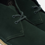 Женские ботинки Clarks Originals Desert Boot Suede Green фото- 5