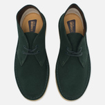 Женские ботинки Clarks Originals Desert Boot Suede Green фото- 4