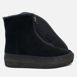 Женские ботинки Clarks Originals Jez Iglu Suede Black фото- 1