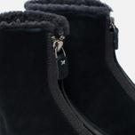 Clarks Originals Jez Iglu Suede Women's Shoes Black photo- 3