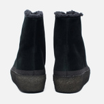 Женские ботинки Clarks Originals Jez Iglu Suede Black фото- 5