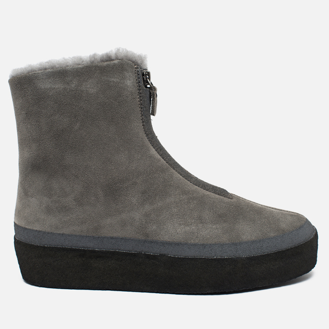 Женские ботинки Clarks Originals Jez Iglu Suede Stone