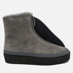 Женские ботинки Clarks Originals Jez Iglu Suede Stone фото- 1