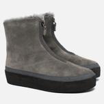 Женские ботинки Clarks Originals Jez Iglu Suede Stone фото- 2