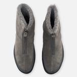 Женские ботинки Clarks Originals Jez Iglu Suede Stone фото- 4
