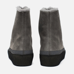 Женские ботинки Clarks Originals Jez Iglu Suede Stone фото- 5