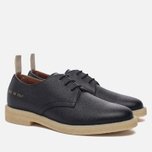 Женские ботинки Common Projects Cadet Derby 3802 Black фото- 2