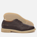 Женские ботинки Common Projects Cadet Derby 3802 Brown фото- 1