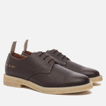 Женские ботинки Common Projects Cadet Derby 3802 Brown фото- 2