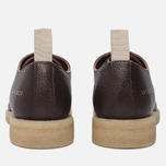 Женские ботинки Common Projects Cadet Derby 3802 Brown фото- 3