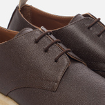 Женские ботинки Common Projects Cadet Derby 3802 Brown фото- 4
