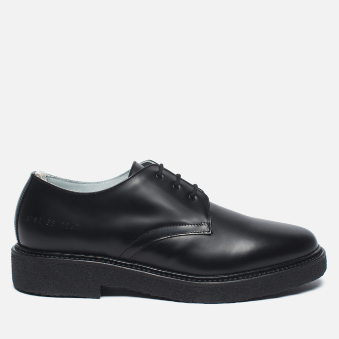 Женские ботинки Common Projects Cadet Derby Black