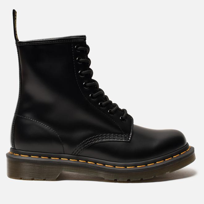 Женские ботинки Dr. Martens 1460 Smooth Black