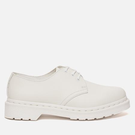 Женские ботинки Dr. Martens 1461 Mono Smooth White