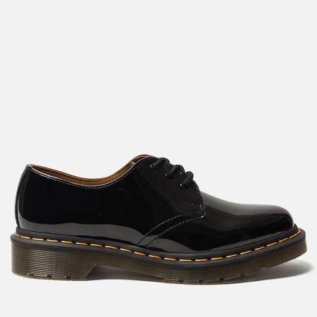 Женские ботинки Dr. Martens 1461 Patent Lamper Black