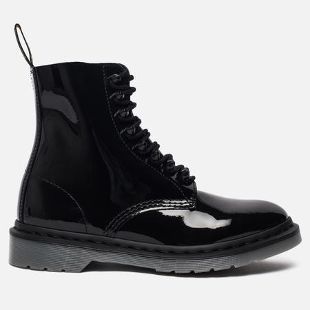 Женские ботинки Dr. Martens Pascal Stud Patent Lamper Black