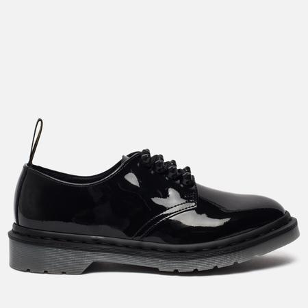 Женские ботинки Dr. Martens Smiths Stud Patent Lamper Black