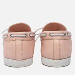 Женские ботинки Fracap TU291 Leather Nebraska Pink/Sail White фото- 3