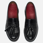 Женские ботинки Grenson Clara Loafer Rub Off Tassell Black фото- 4