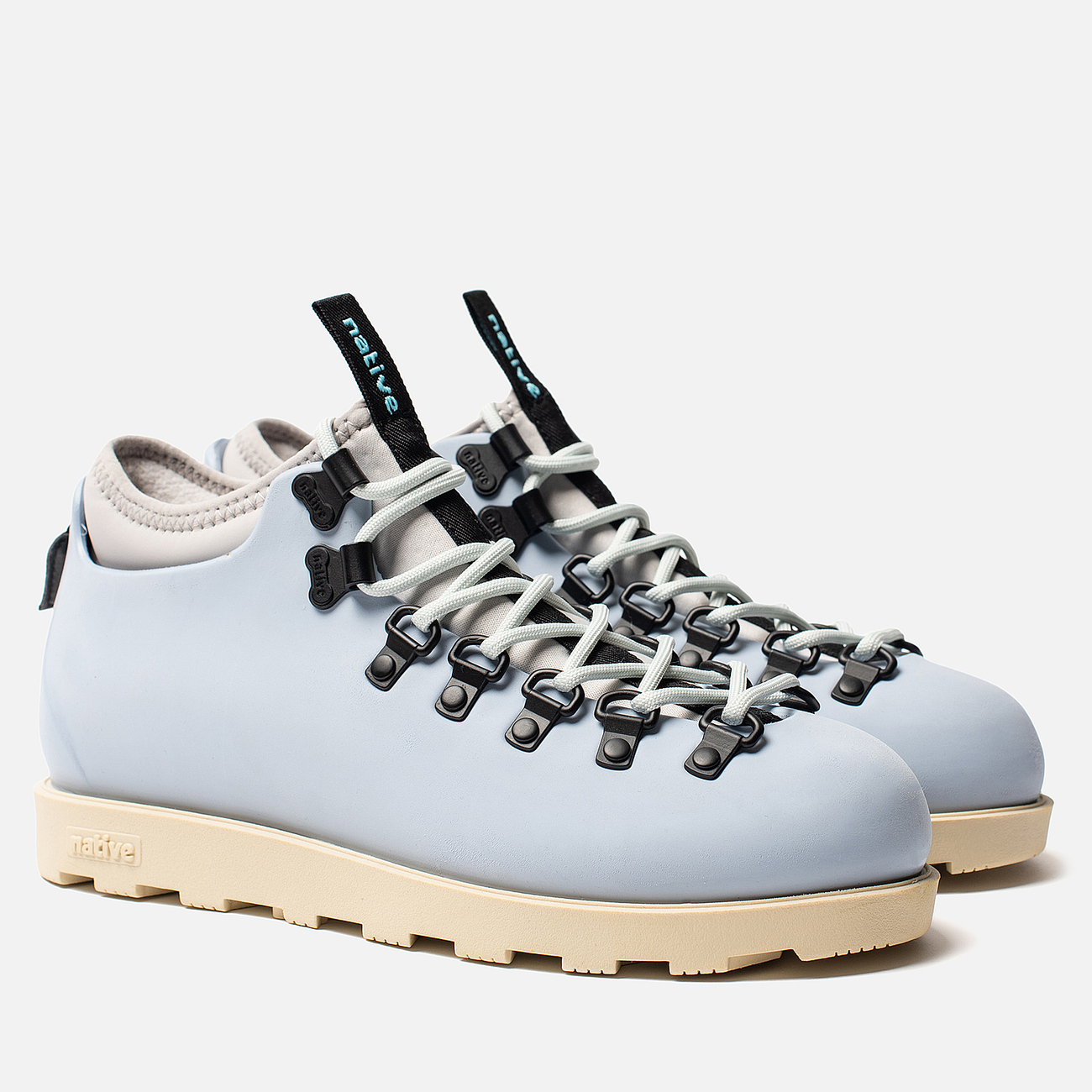 Женские ботинки Native Fitzsimmons Bell Blue/Bone White