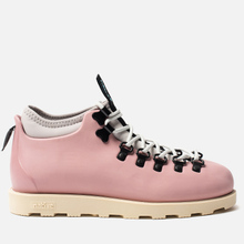 Женские ботинки Native Fitzsimmons Rose Pink/Bone White фото- 3