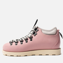 Женские ботинки Native Fitzsimmons Rose Pink/Bone White фото- 5