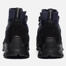 Женские ботинки Premiata Loutrecd 114 Navy/Black фото- 2