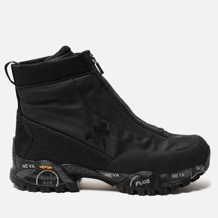 Женские ботинки Premiata Ziptrecd 129 Black
