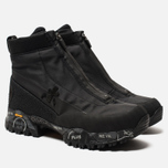 Женские ботинки Premiata Ziptrecd 129 Black фото- 2