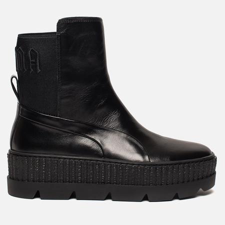 Женские ботинки Puma x Rihanna Fenty Chelsea Sneaker Boot Black