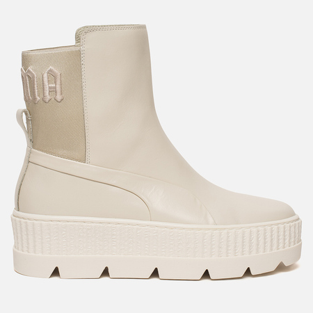 Женские ботинки Puma x Rihanna Fenty Chelsea Sneaker Boot Vanilla Ice