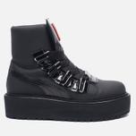 Женские ботинки Puma x Rihanna Fenty Sneaker Boot Eyelet Black фото- 0