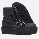 Женские ботинки Puma x Rihanna Fenty Sneaker Boot Eyelet Black фото- 1
